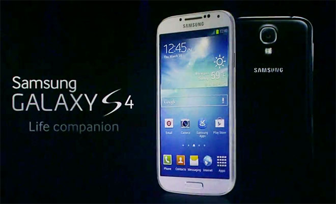 Your Best Companion – S4 Galaxy