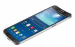 Samsung Galaxy Round Specs