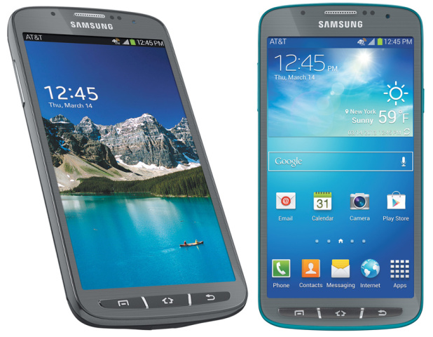 Samsung Galaxy S4 Update AT&T