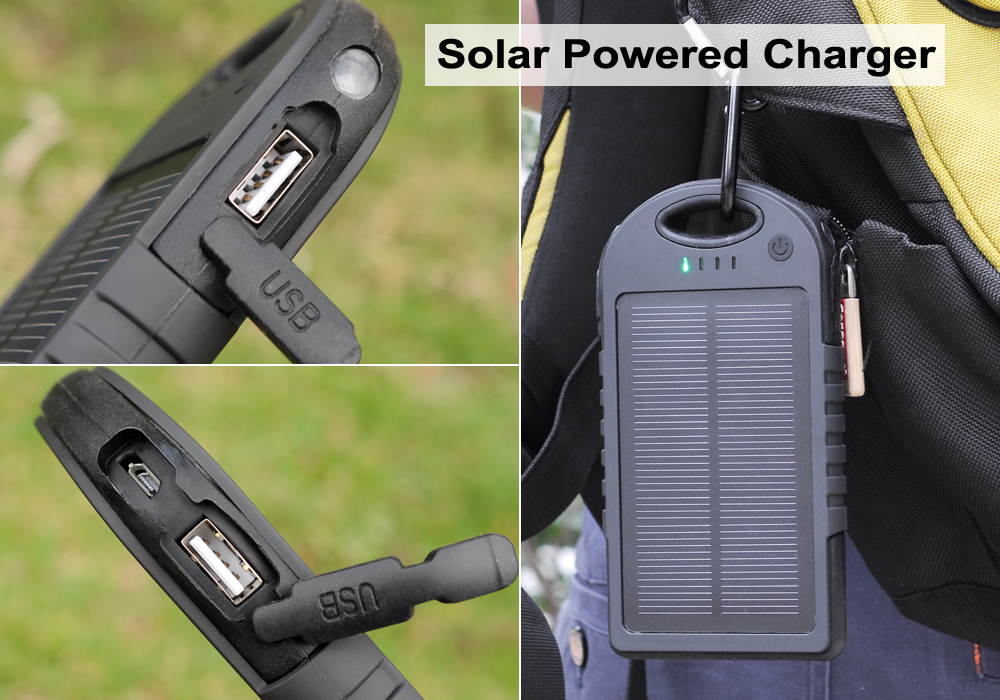 Gadget Throw-Down: Solar Chargers VS Kinetic Chargers