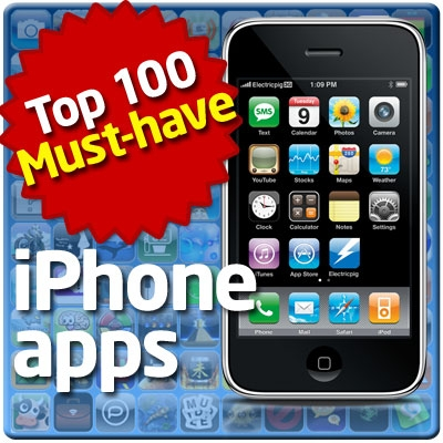 Top-100-iPhone-apps