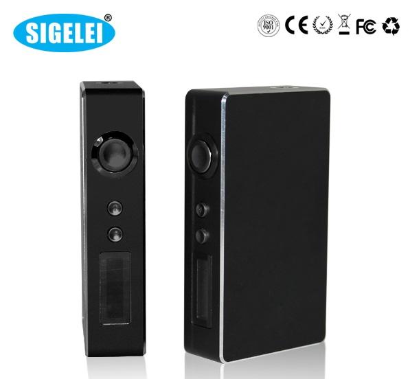 Buy Sigelei 150 Watt Before The Stock Ends!