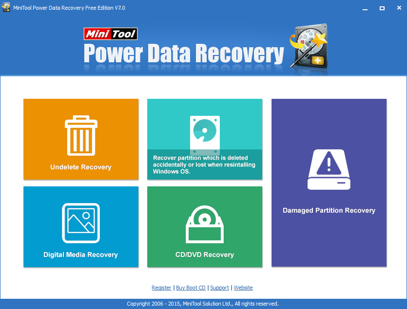 What is lost partition recovery-1