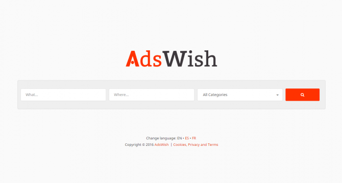 AdsWish Allows You to Browse Your Required Classified Ads Worldwide