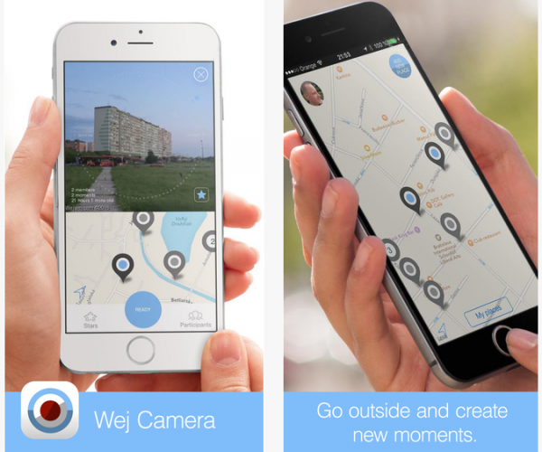 Wej Camera App – A New Way To Have Fun Outdoor