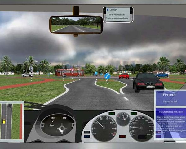 Learn Driving With Carnetsoft Car Driving Simulator Software