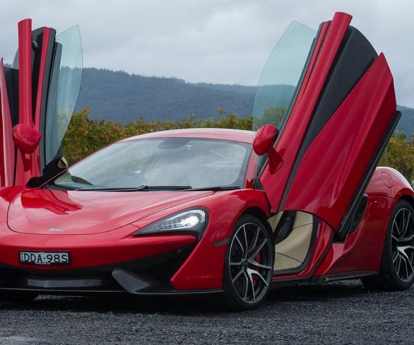 McLaren 540C – A Comprehensive Review