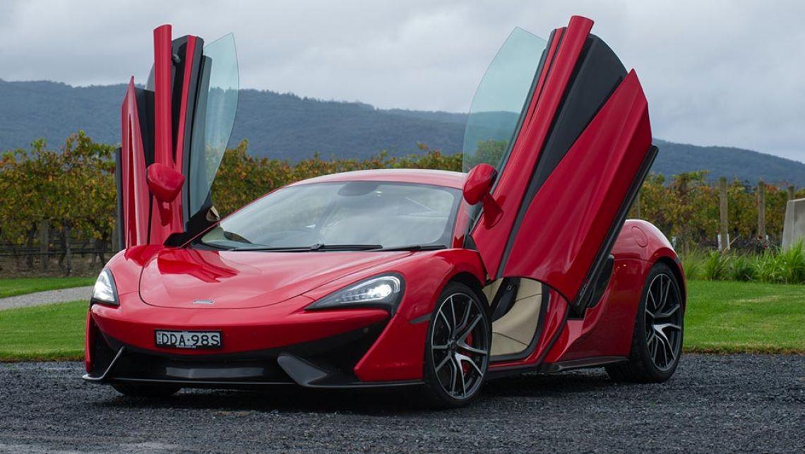McLaren 540C – A Comprehensive Review