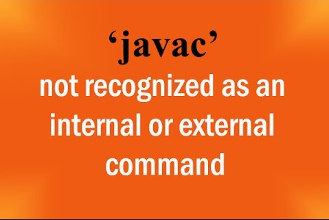 javac-is-not-recognized