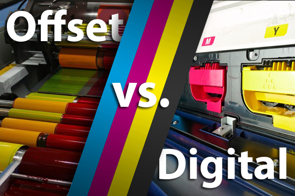 Choosing between Digit Printing and Offset Printing – HotPrint USA