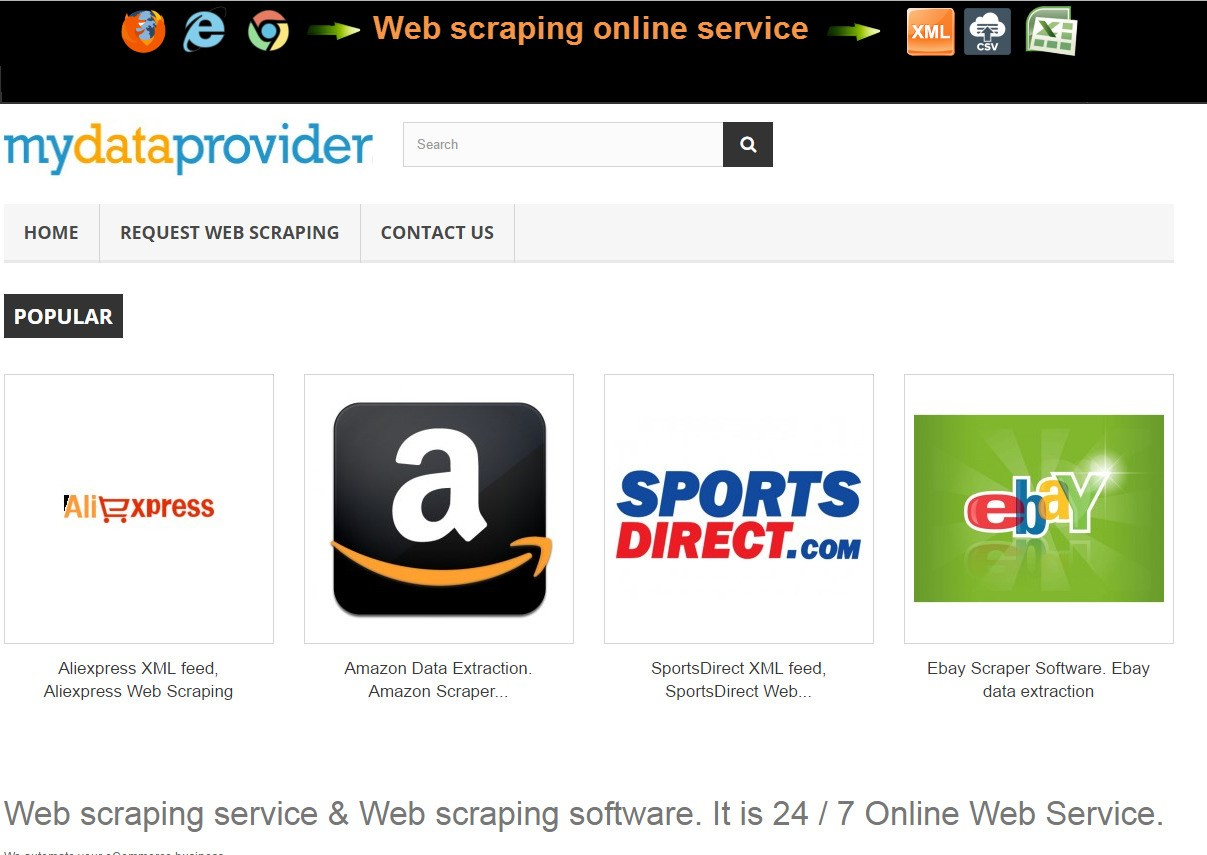 4 Tips for Web Scraping Service to Deal with the Big Websites