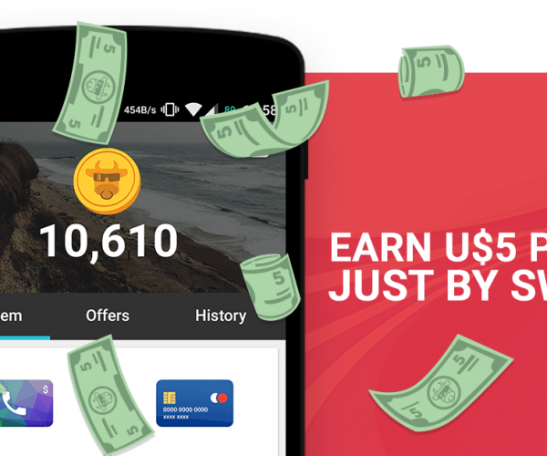 App Review: MooCash – Earn Cash From Your Lock Screen