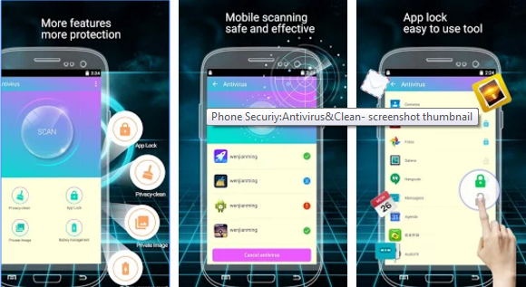 Phone Security App Review: Designed for A Smartphone User