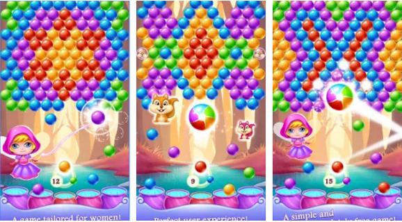 Bubble Shooter Review:  Old School Ideas with Modern Approach