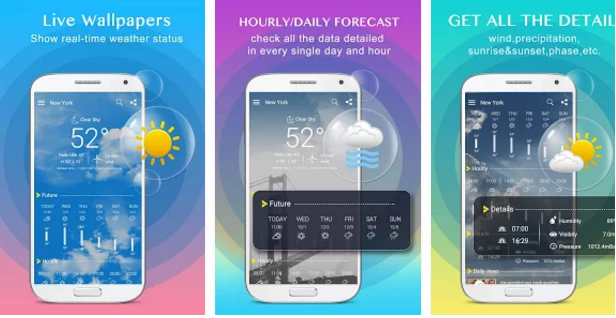 The Best Weather Forecasting Apps