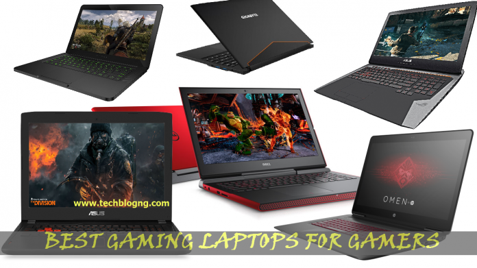 The Best Cheap Gaming Laptops 2017