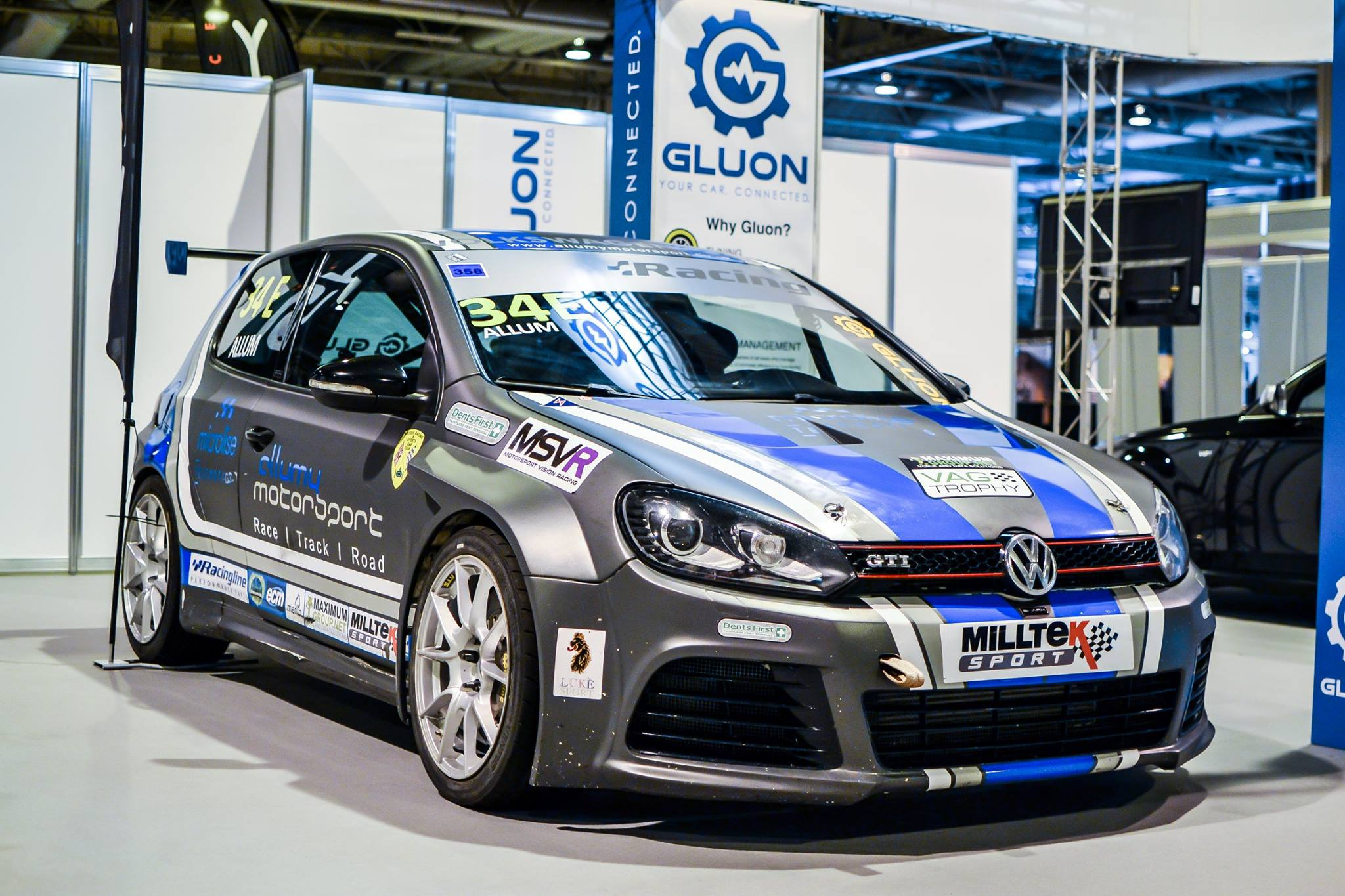 GLUON – The Ultimate Connected Automotive Marketplace