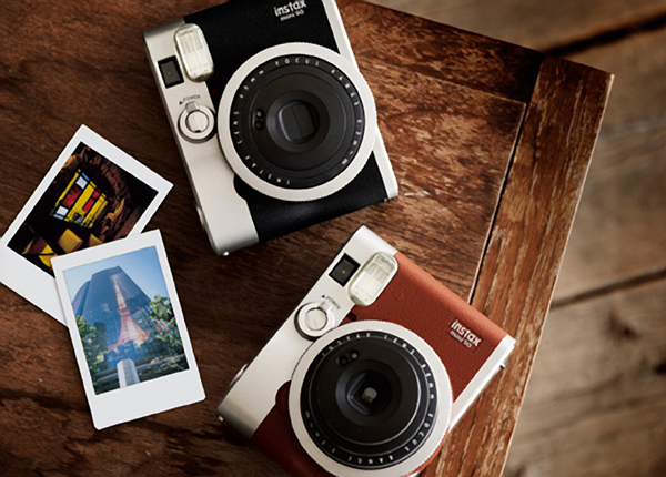 Instant Photography is making a Comeback