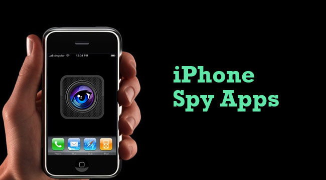 using your iphone to spy