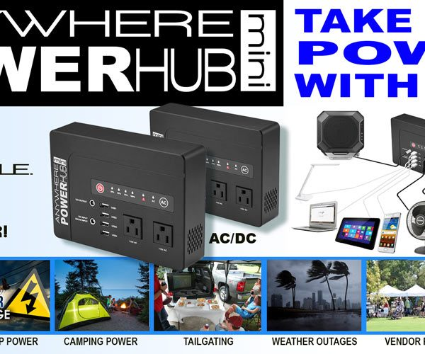 Anywhere PowerHub Mini
