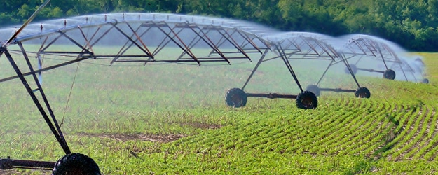 Improve Irrigation Efficiency