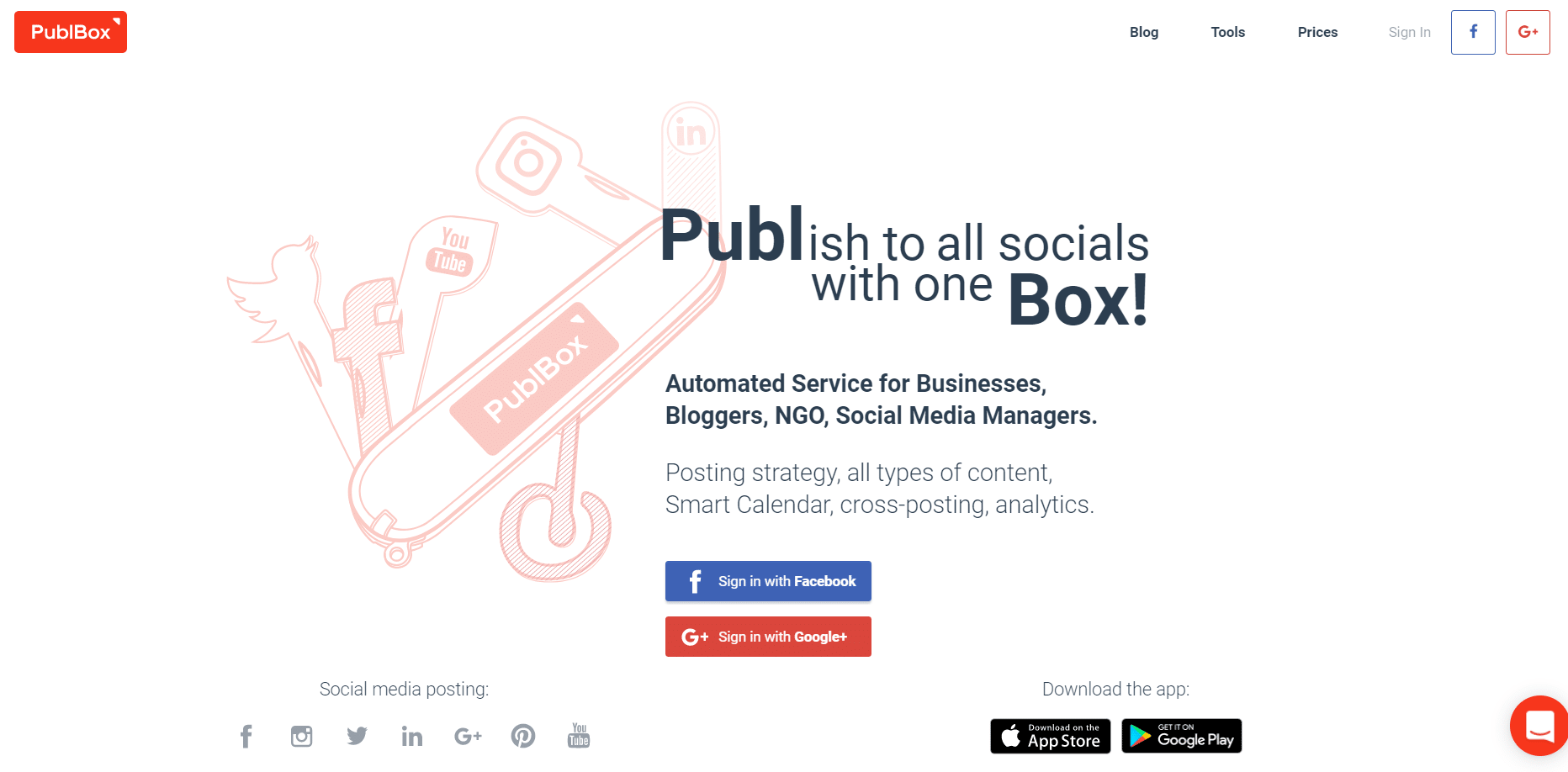 PublBox – The Ultimate Online Platform for Managing Social Media Accounts