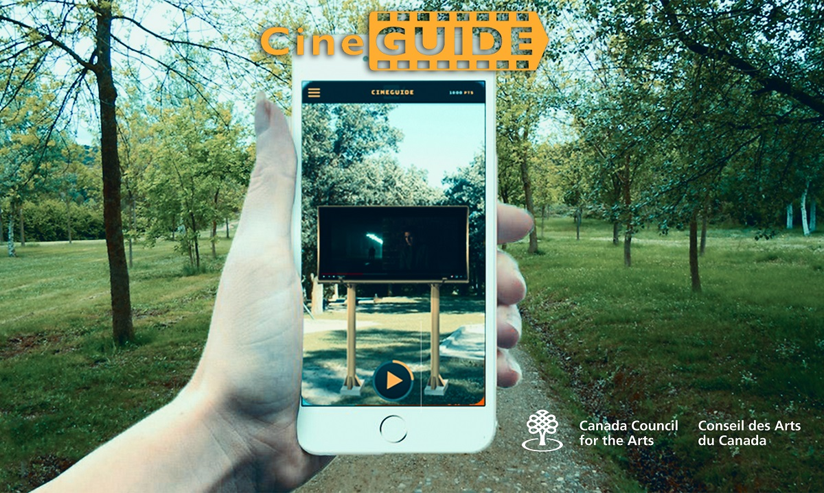 Promote Your Films and TV Shows in Augment Reality with Cineguide Platform