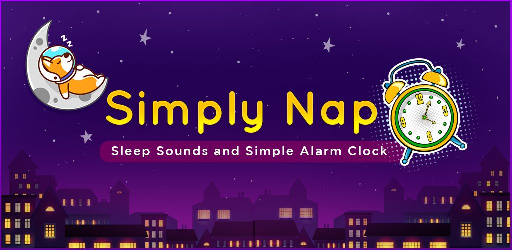 Simply Nap – The Best Alarm Clock App to Fall Asleep and Wake Up on Time