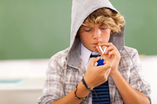 The Rising Trend of Underage Smoking – Parents Need to Be Aware