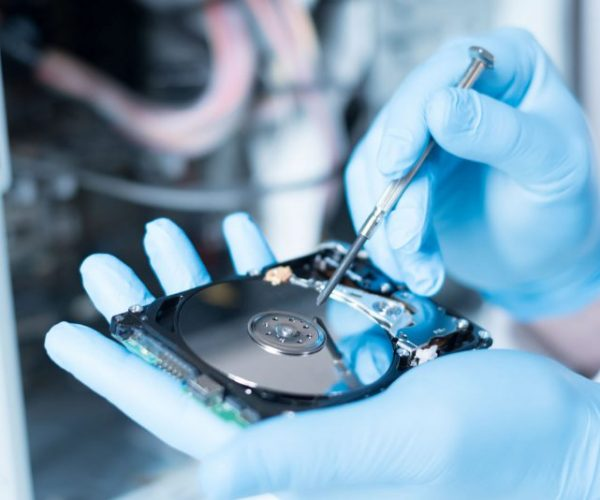 Broken Hard Disk Drive Data Recovery in Dallas