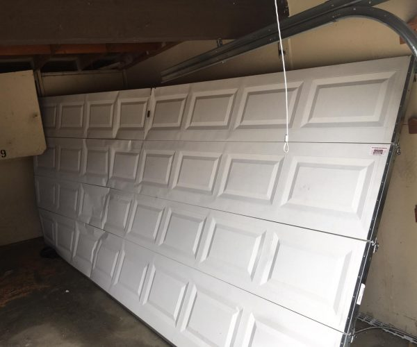 Step-By-Step Garage Door Repair