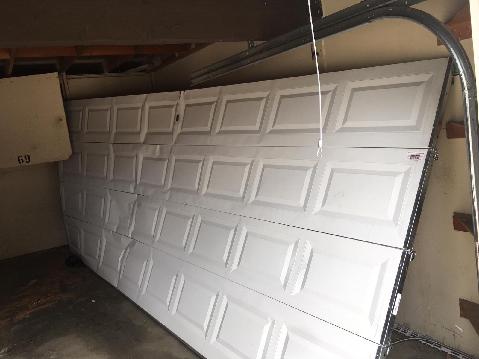 Step-By-Step Garage Door Repair