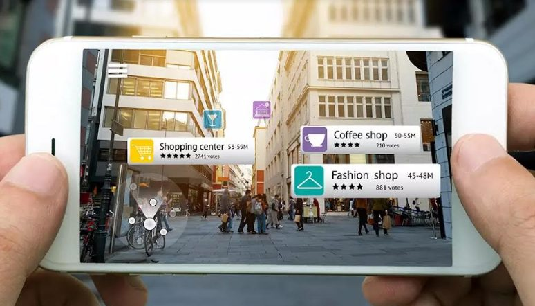 How To Build A Location-based Augmented Reality App