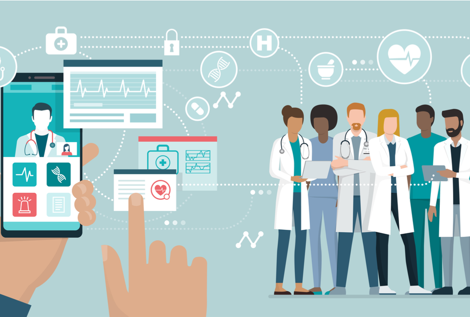 Applications of Blockchain in the Healthcare Industry