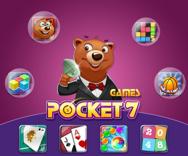 5 Ways to Win Real Money in Pocket7Games