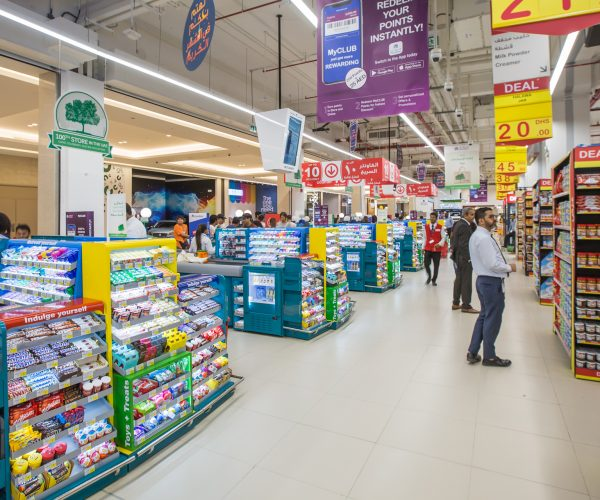 SUPERMARKETS IN DUBAI