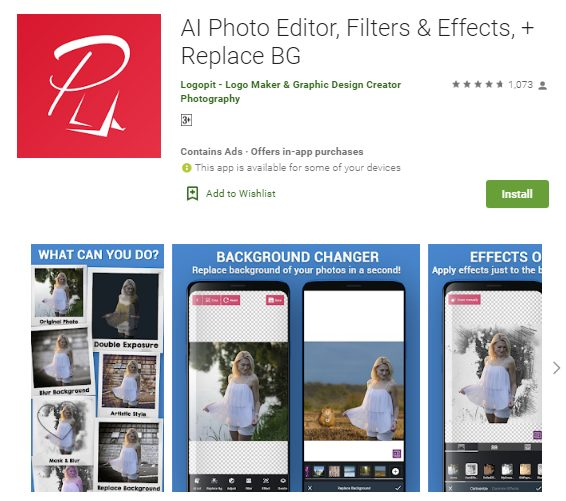 Add a Real Charm to Your Photos with AI Photo Editor