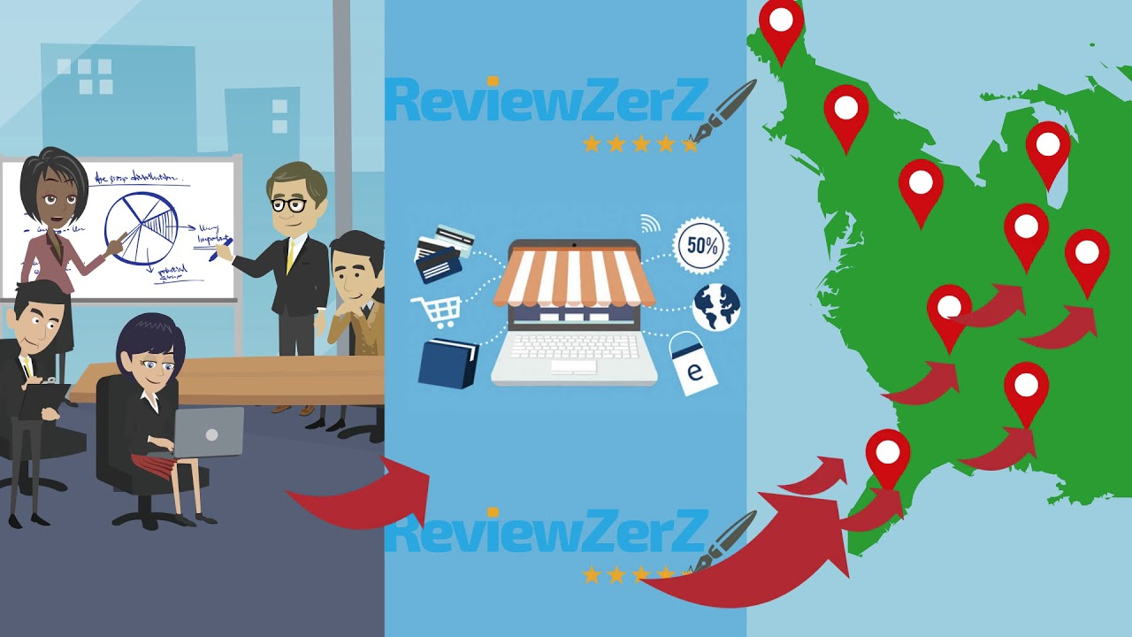 Build Trust with Your Customers with ReviewZerZ